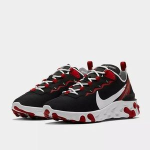 Women's Nike React Element 55 Running Shoes NIB